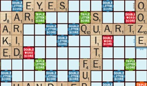 Scrabble Word Power
