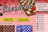 Checkers Pogo