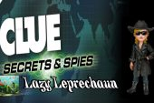 CLUE Secrets & Spies Pogo