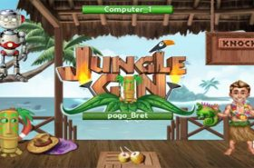 Jungle Gin Pogo