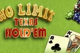 No Limit Texas Hold'em Pogo