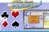 World Class Solitaire Pogo
