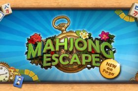 Mahjong Escape Pogo