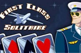 Pogo First Class Solitaire HD