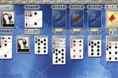 First Class Solitaire Pogo